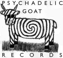 Psychadelic Goat Logo